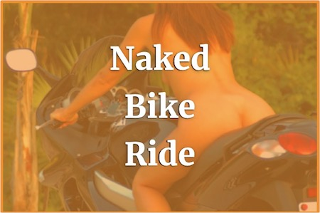 Naked Bike Ride - Naked Ride