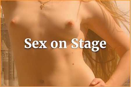 Sex on Stage