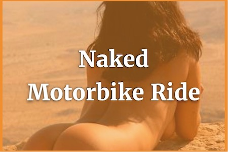 Motorbike Ride - Flashing Stories