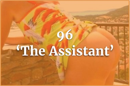 The Assistant - Nude at Work