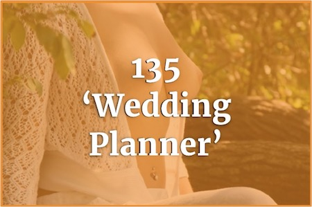 Wedding Planner - Adult Confessions